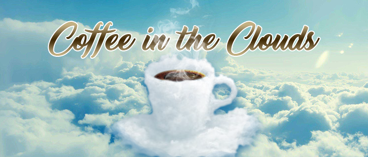 Coffee in the Clouds With The Comedians