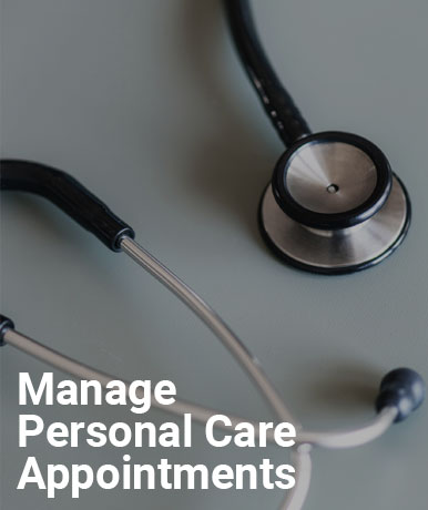Manage Person Care Appointments