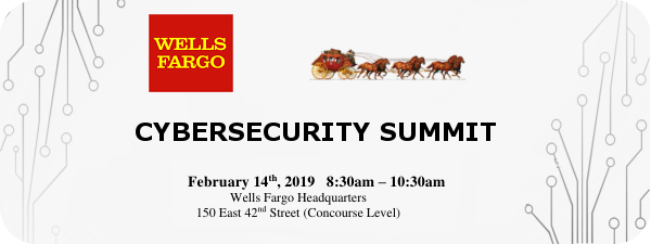 Wells Fargo Security Summit