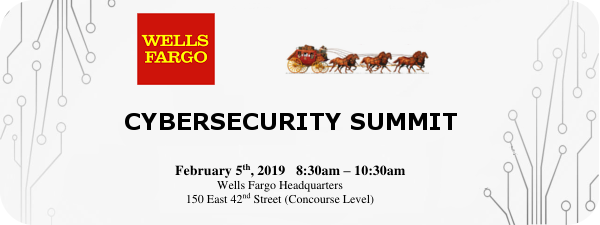 Wells Fargo Security Summit
